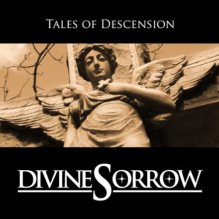 Divine Sorrow Tales Of Descension CD Cover